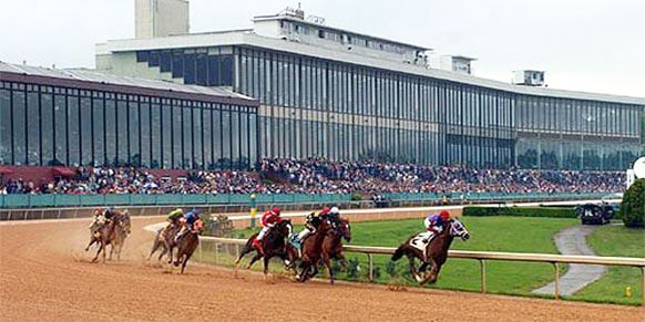 Oaklawn Horse Racing