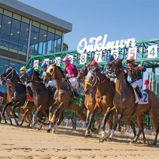 Oaklawn horses running
